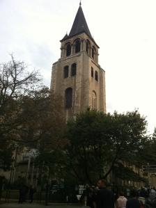 St-Germaine-des-Prés